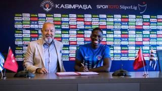 Chelsea'den Kasımpaşa'ya transfer oldu