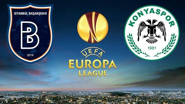 Medipol Başakşehir ve Atiker Konyaspor'un UEFA Avrupa Ligi'ndeki rakipleri belli oldu