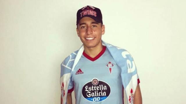 Emre Mor Celta Vigo'ya gol ve asist sözü verdi