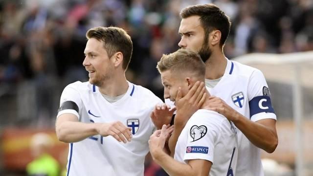 Finlandiya sahasında İzlanda'yı 1-0 yendi