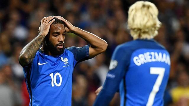 Fransa 0 - 0 Lüksemburg