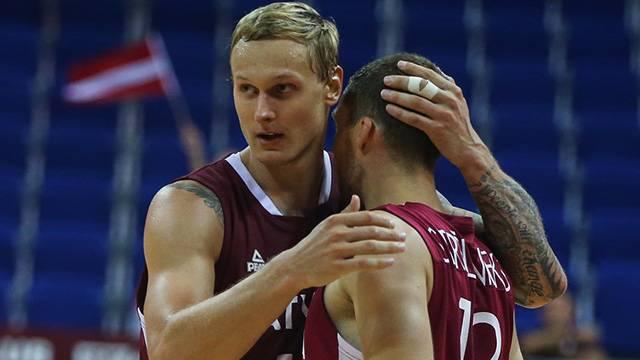 Letonya 84 - 69 Rusya