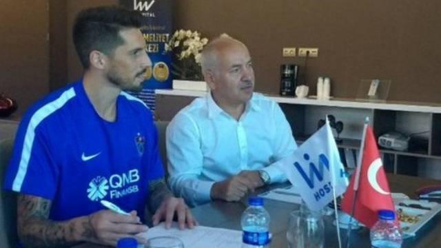 Trabzonspor Jose Sosa transferini resmen açıkladı