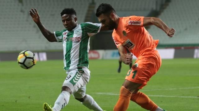 Atiker Konyaspor 0-2 Aytemiz Alanyaspor