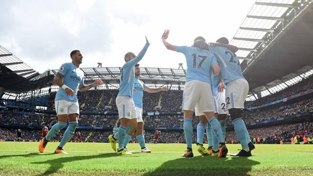 Manchester City Liverpool'u 5-0 mağlup etti