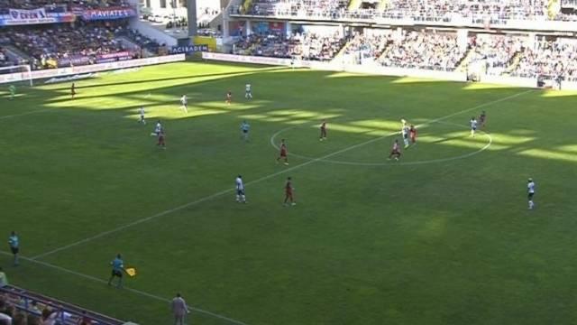 Karabükspor-Beşiktaş maçında tartışmalı karar