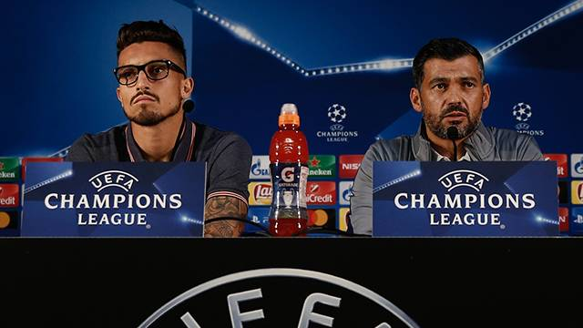 Porto Teknik Direktörü Sergio Conceiçao Beşiktaş maçını değerlendirdi
