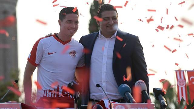 Samir Nasri 2 yılda 2 milyon euro bonus kazanacak