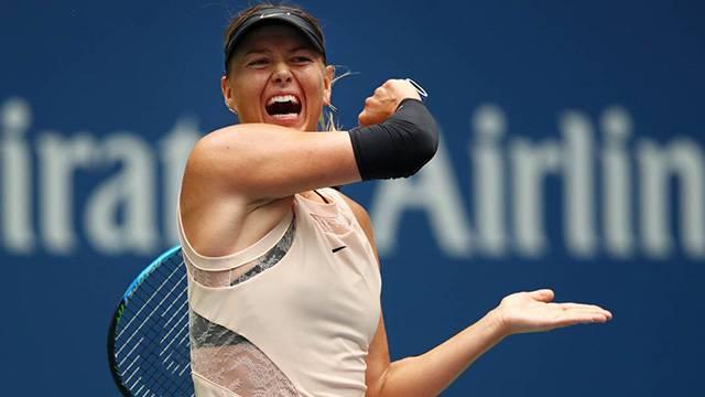 Maria Sharapova Kasım'da Türkiye'de turnuvaya katılacak