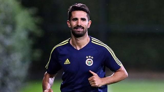 Fenerbahçe'de Alper Potuk takımdan ayrı çalıştı