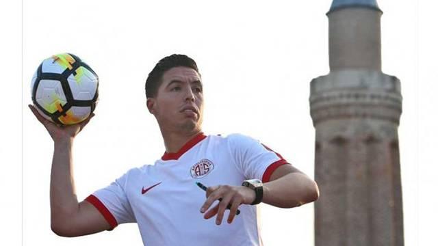 Samir Nasri adalesindeki yırtık nedeniyle Galatasaray maçında oynamadı