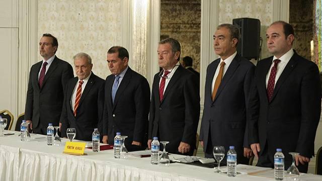 Galatasaray'ın net borcu 2 milyar 521 milyon TL olarak açıklandı
