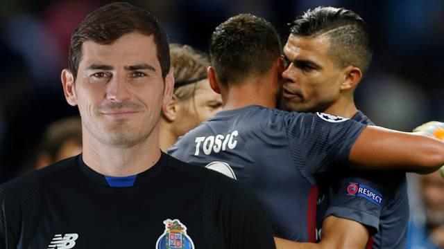 Pepe'den Casillas'a şoke eden cevap