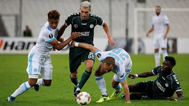 Marsilya 1 - 0 Atiker Konyaspor