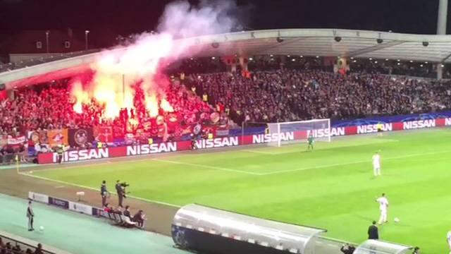 UEFA Spartak Moskova'ya soruşturma açtı
