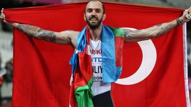 Ramil Guliyev yılın atleti ödülüne aday gösterildi