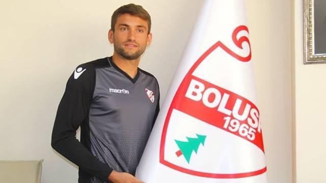 Ertuğrul Taşkıran Boluspor'da resmi maça çıkamadı