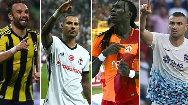 Süper Lig Avrupa'nın en çok gol atılan ligi oldu
