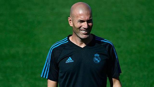 Zidane müjdeyi verdi