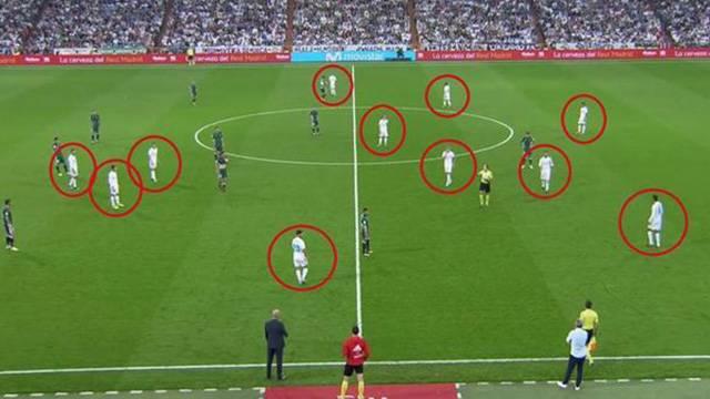 Real Madrid sahada 12 kişi oldu, kriz son anda önlendi