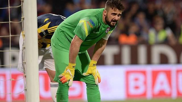 Trabzonspor'dan Onur Kıvrak açıklaması