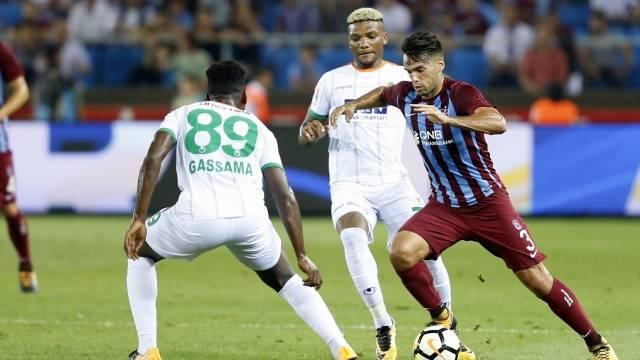 Trabzonspor 3-4 Alanyaspor (Maç özeti)