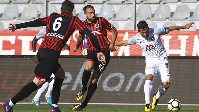 Gençlerbirliği 1 - 0 Medipol Başakşehir