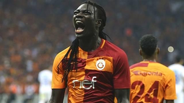 Galatasaray'da gözler Gomis'te olacak