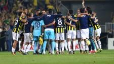 Fenerbahçeli yıldızlar derbi galibiyetini değerlendirdiler