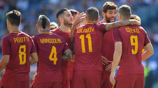 Roma: 3 - Udinese: 1
