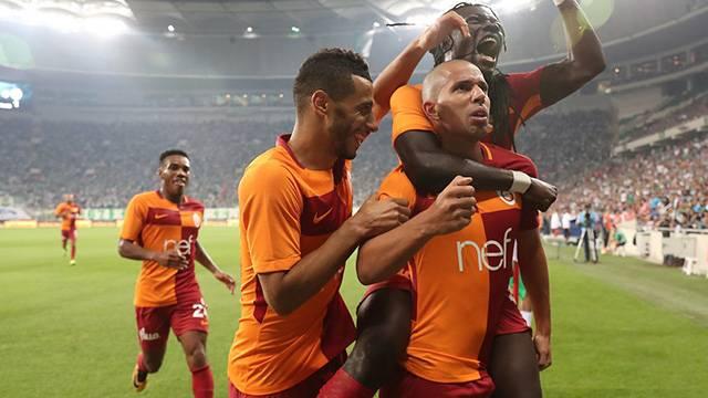 Bursaspor 1 - 2 Galatasaray