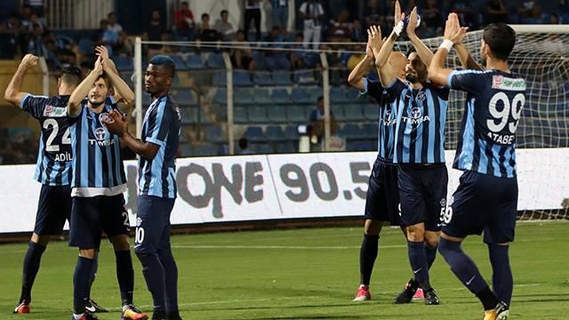 Adana Demirspor Adanaspor'u derbide 1-0 mağlup etti