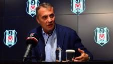 Fikret Orman: 'Beşiktaş Uganda takımı mı?'
