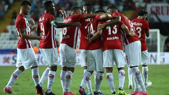 Antalyaspor 3 - 0 Osmanlıspor