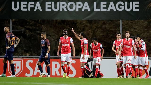 Braga 2 - 1 Medipol Başakşehir