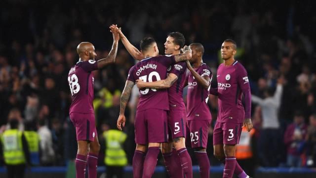 Chelsea 0 - 1 Manchester City