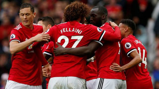 Manchester United 4 - 0 Crystal Palace