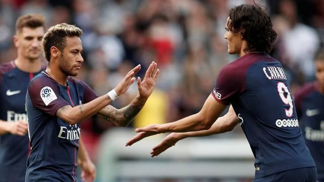 PSG 6 - 2 Bordeaux
