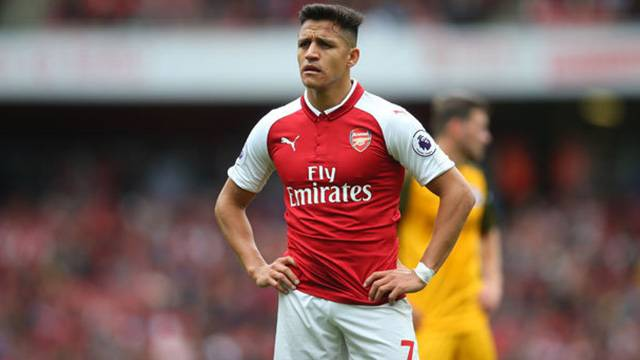 PSG'de yeni hedef Alexis Sanchez
