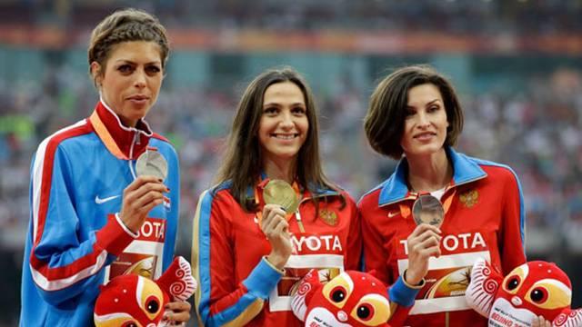 Anna Chicherova'nın itirazını CAS reddetti