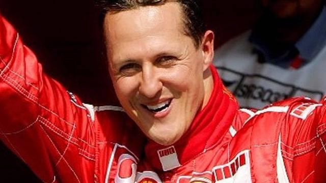 Michael Schumacher'in boyu 14 cm kısaldı