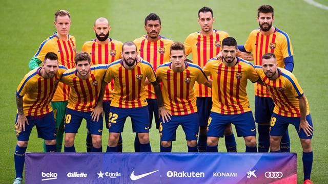 Javier Tebas: 'Katalonya bağımsız olursa Barcelona La Liga dışında kalacak'