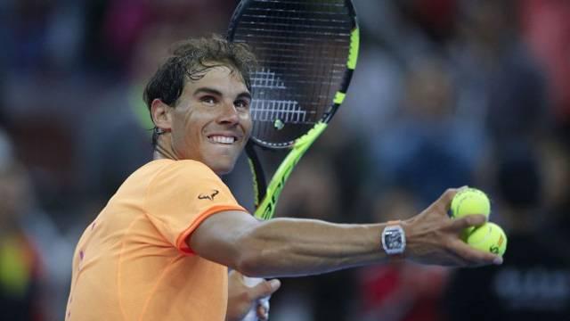 Rafael Nadal, Çin'de şampiyon!