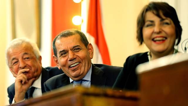 """Dursun Özbek, lakabının """"Tostos"""" olduğunu söyledi"""