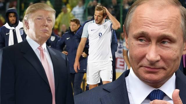 İngiltere'de Dünya Kupası öncesi 'casusluk' korkusu