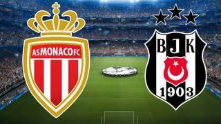 Monaco-Beşiktaş maçı şifresiz yayınlanacak