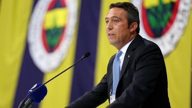 """Ali Koç: """"Fenerbahçe'ye zarar vermemek adına açıklama yapmıyorum"""""""