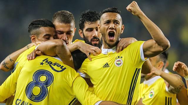 Fenerbahçe 3 - 1 Evkur Yeni Malatyaspor