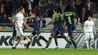 Atiker Konyaspor 0 - 2 Salzburg
