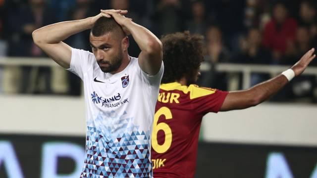 Yeni Malatyaspor 1 - 0 Trabzonspor